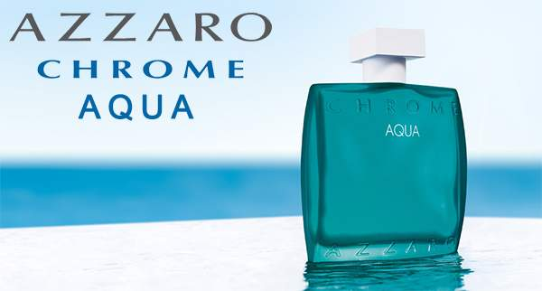Chrome Aqua de Azzaro