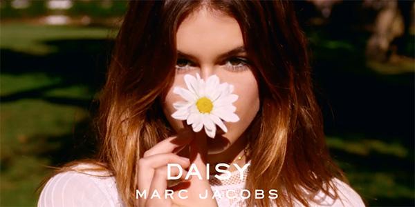 kaïa Gerbert perfume Daisy de Marc Jacobs