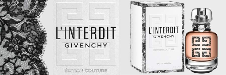 L'interdit Edition Couture de Givenchy