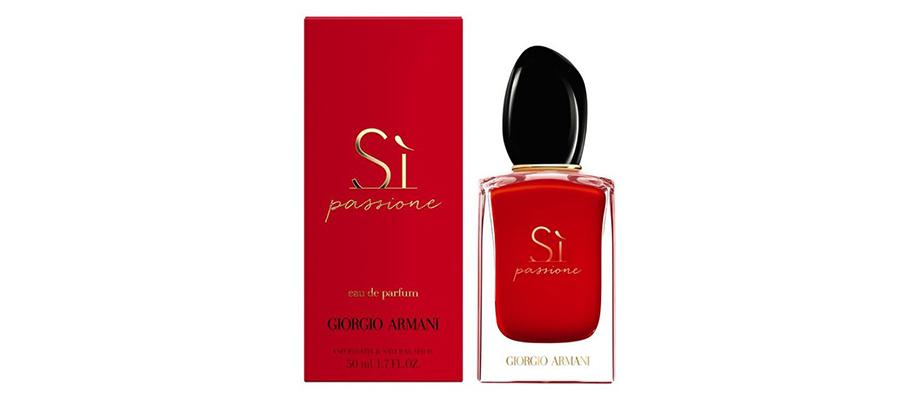 8540208448665 2018 Lançamento do novo perfume da Armani o Sì Passione
